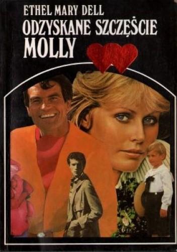 Okładka książki Odzyskane szczęście Molly