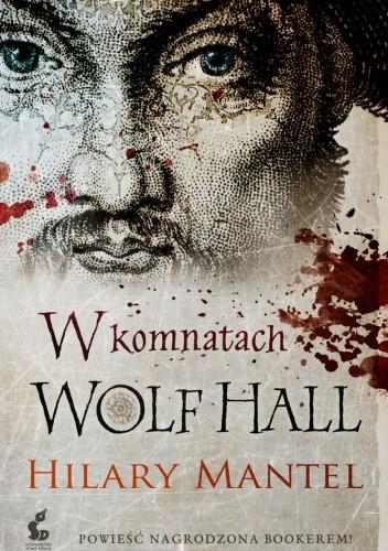 Okładka książki W komnatach Wolf Hall