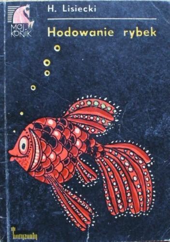Okładka książki Hodowanie rybek