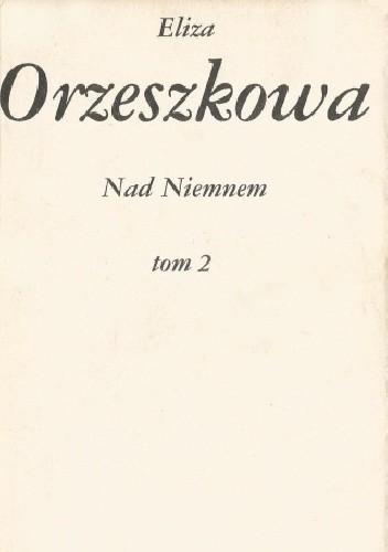 Okładka książki Nad Niemnem t. II