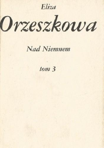 Okładka książki Nad Niemnem t. III