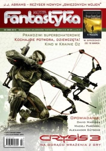 Okładka książki Nowa Fantastyka 366 (03/2013)