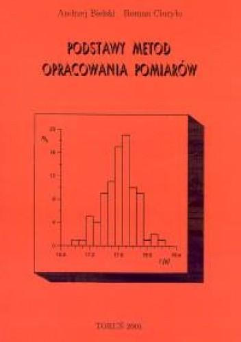 Okładka książki Podstawy metod opracowania pomiarów