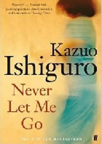 Okładka książki Never Let Me Go