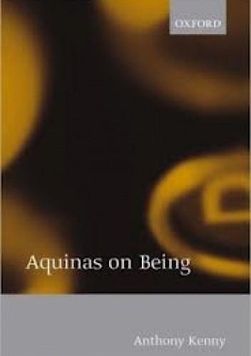 Okładka książki Aquinas on Being
