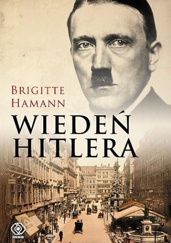 Okładka książki Wiedeń Hitlera