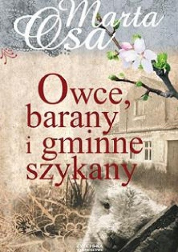 Okładka książki Owce, barany i gminne szykany