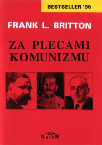 Okładka książki Za plecami komunizmu