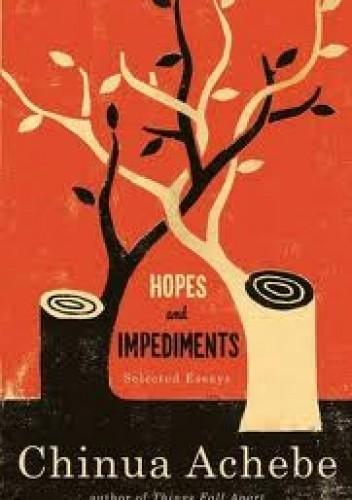 Okładka książki Hopes and Impediments: Selected Essays