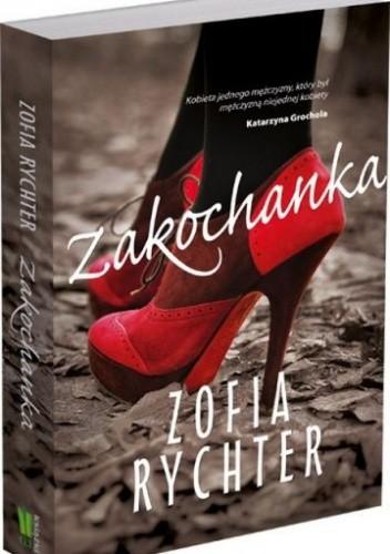 Okładka książki Zakochanka