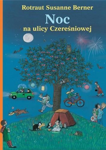 Okładka książki Noc na ulicy Czereśniowej