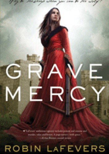 Okładka książki Grave Mercy
