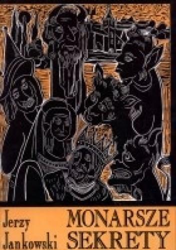 Okładka książki Monarsze sekrety