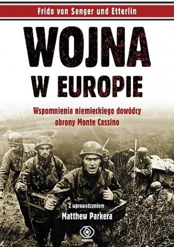 Okładka książki Wojna w Europie