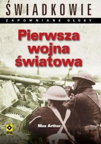 Okładka książki Pierwsza wojna światowa