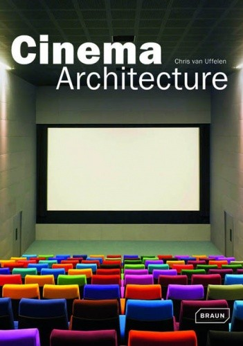 Okładka książki Cinema Architecture
