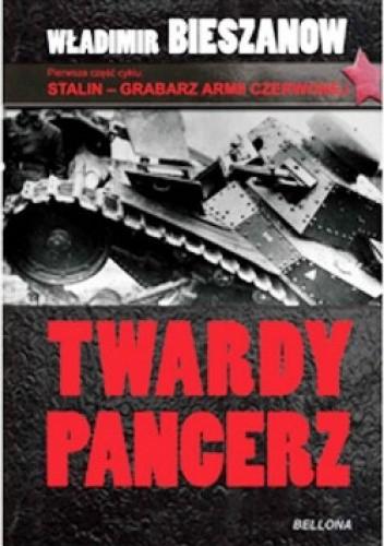 Okładka książki Twardy pancerz.