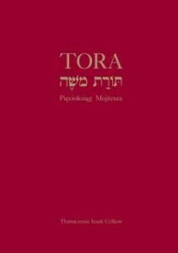 Okładka książki Tora