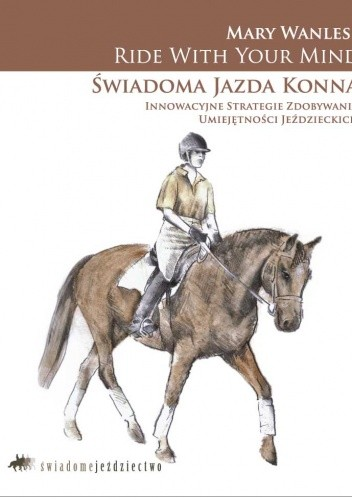 Okładka książki Świadoma jazda konna
