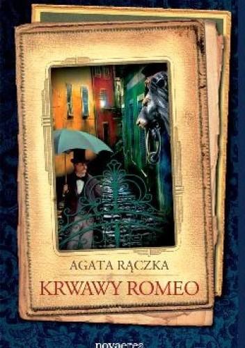 Okładka książki Krwawy Romeo.