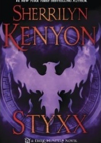 Okładka książki Styxx