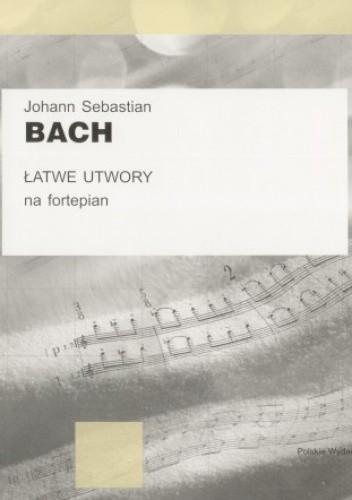 Okładka książki Łatwe utwory na fortepian