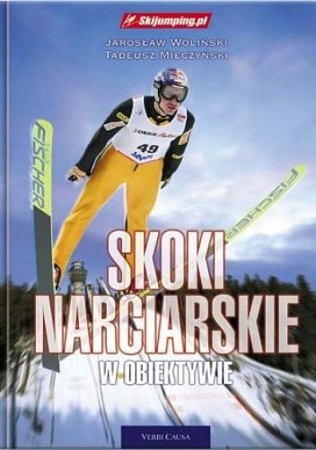 Okładka książki Skoki narciarskie w obiektywie