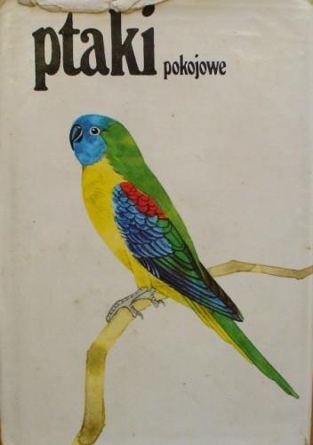 Okładka książki Ptaki pokojowe