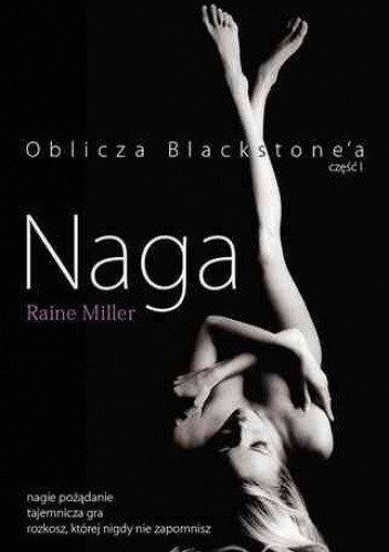 Okładka książki Naga