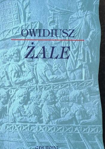 Okładka książki Żale. Wybór