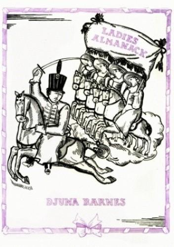 Okładka książki Ladies Almanack