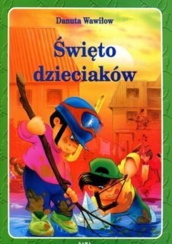 Okładka książki Święto dzieciaków