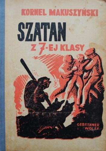 Okładka książki Szatan z siódmej klasy