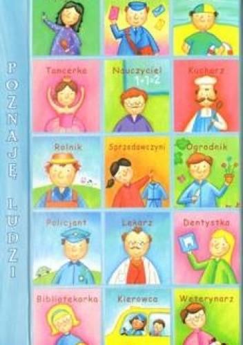 Okładka książki Poznaję ludzi