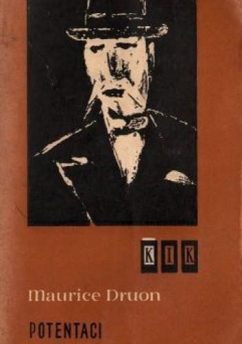 Okładka książki Potentaci