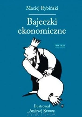 Okładka książki Bajeczki ekonomiczne