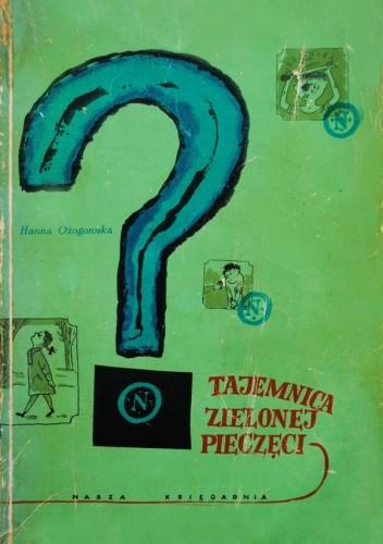 Okładka książki Tajemnica Zielonej Pieczęci