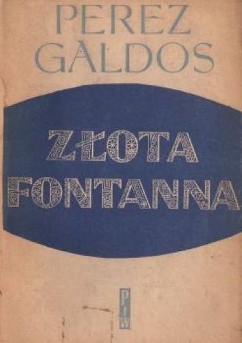 Okładka książki Złota fontanna