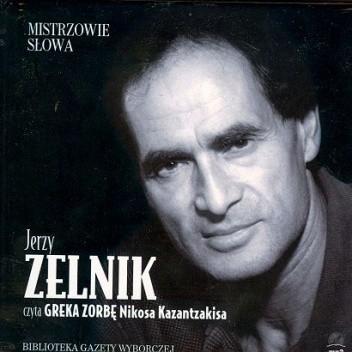 Okładka książki Grek Zorba (mp3)