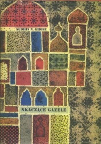 Okładka książki Skaczące gazele