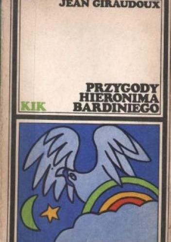 Okładka książki Przygody Hieronima Bardiniego