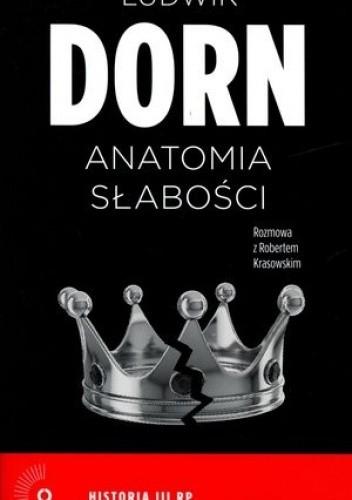 Okładka książki Anatomia słabości