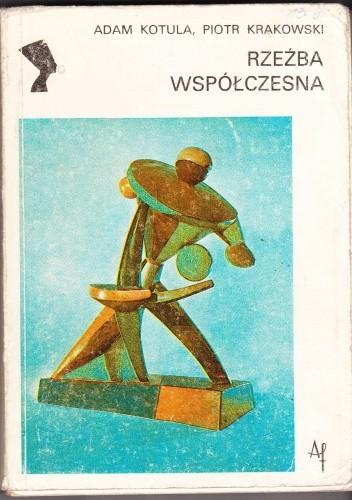 Okładka książki Rzeźba współczesna