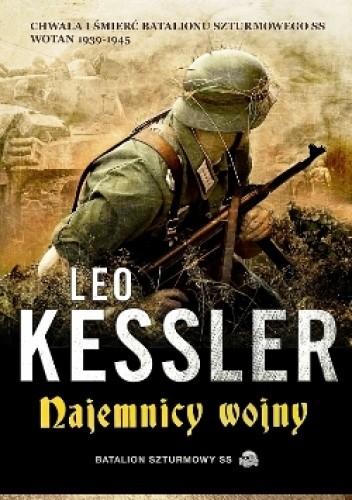 Okładka książki Najemnicy wojny