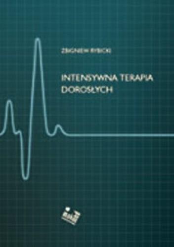 Okładka książki Intensywna terapia dorosłych