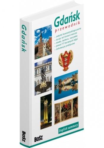 Okładka książki Gdańsk przewodnik
