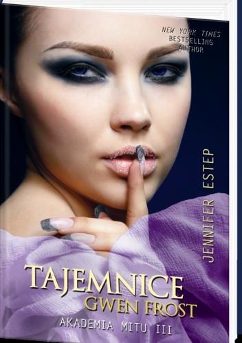 Okładka książki Tajemnice Gwen Frost