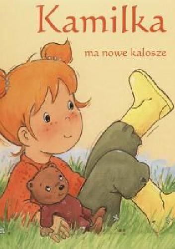 Okładka książki Kalmilka ma nowe kalosze