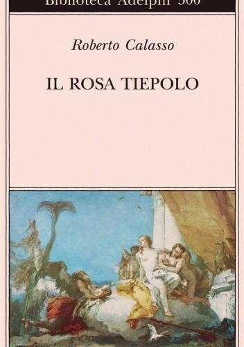 Okładka książki Il rosa Tiepolo