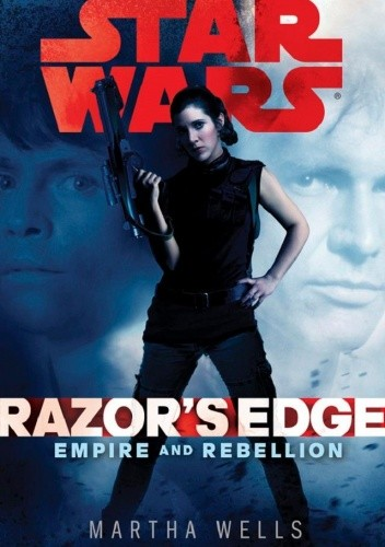 Okładka książki Razor's Edge